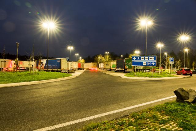Autobahnraststätte A6