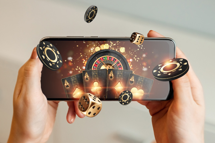 Mobile Casinos sind voll im Trend. Und das Beste: Mit Spielgeld geht man kein Risiko ein.